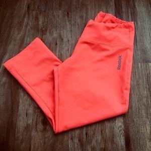 REEBOK | Hot Pink Workout Leggings